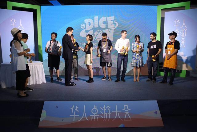 DICE CON 2018:桌游,比你想象中的更好玩