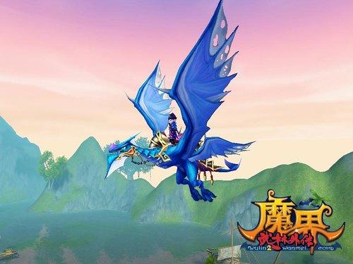 飞天神话《武林外传·魔界》带你飞