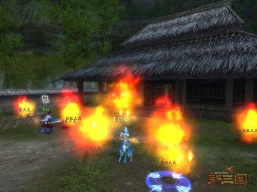 盘点《赤壁·新三国》四大必玩战场