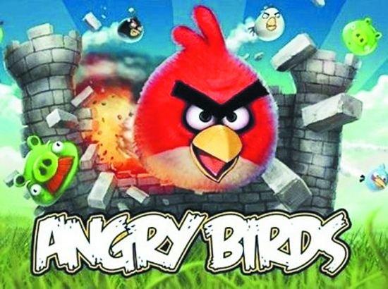 愤怒的小鸟能飞多远 一款游戏难保公司持久