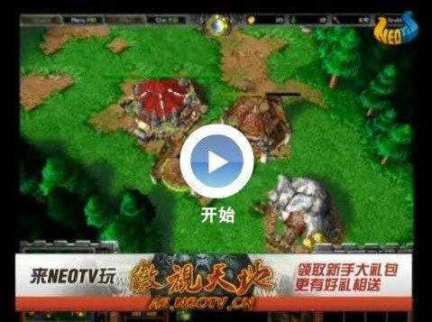WCG战报 Grubby梦断三冠王ReMinD夺冠