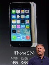 iPhone 5s性能翻番