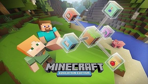 《我的世界》大行其道 其他教育游戏在炒冷饭