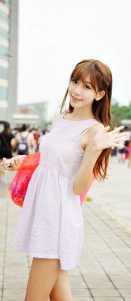 2013CJ最美SG陈潇的一天