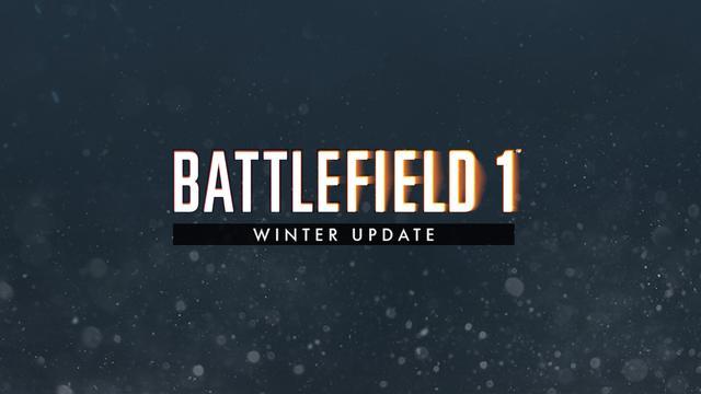 《战地1》冬季大更新到来 完整更新日志放出
