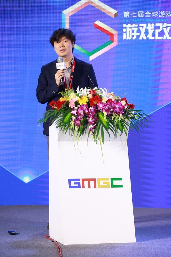 盛大游戏副总裁谭雁峰:游戏新发行时代,为行业赋能