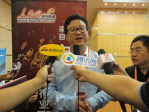 独家采访:巫妖王正在调试 丁磊称越快上线越好