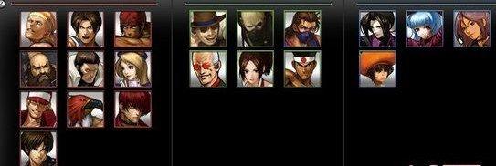 二阶堂红丸登场《拳皇OL》国庆测试开放10个新角色