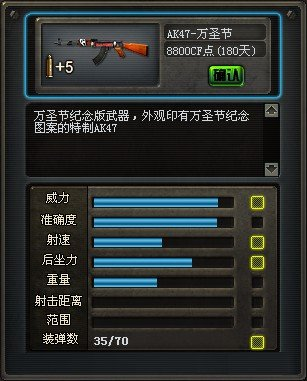 AK-47幽灵涂装评测