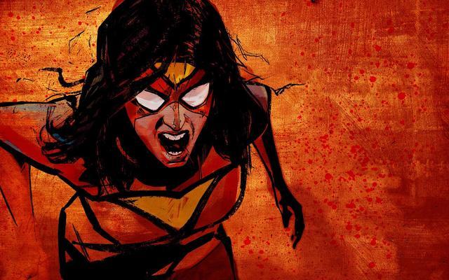 漫画中十大美女超级英雄 身材火辣手段强