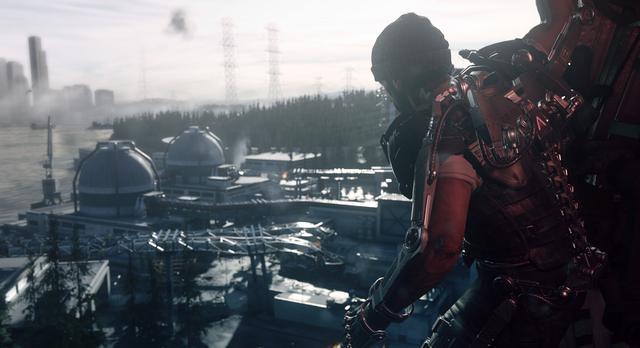 《使命召唤11》全新预告 全球战争画面堪比CG
