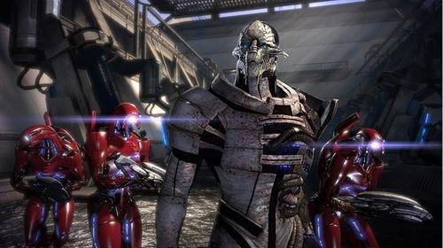 外国玩家称《质量效应3》比星际2更强力