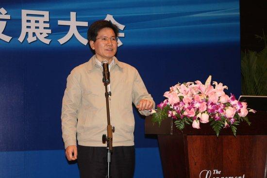 文化部文化市场司副司长庹祖海总结发言