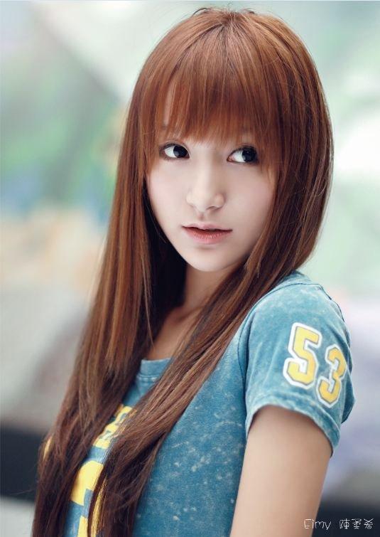 陈柔希 潮女纪 专辑将于2011年8月31日在内地首先