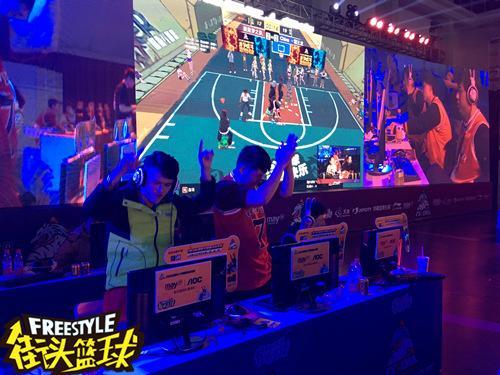 《街头篮球》全国超级联赛外卡赛猜想