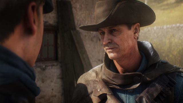 《战地1》战役模式中文预告曝光 堪比好莱坞大片