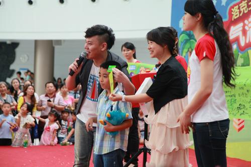 《洛克王国》2周年活动领衔快乐童年