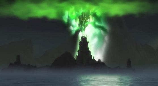 魔兽7.0历史回顾 遗忘的混乱之源萨格拉斯之墓