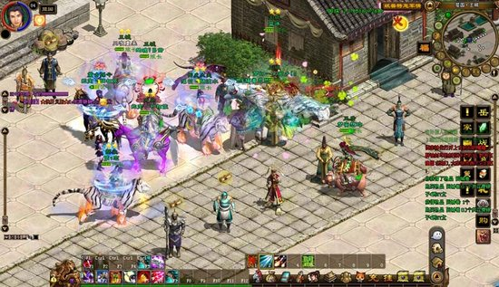 新绿色征途2大新玩法 开启平行世界