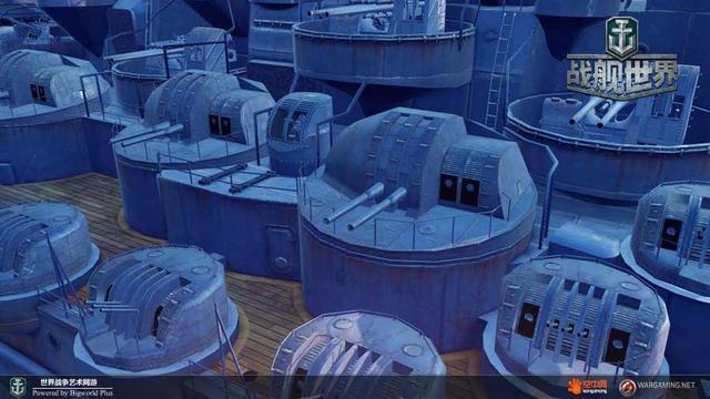 只选最强不选最贵《战舰世界》终极选择Top5