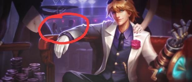 盘点LOL你不知道的秘密:塔上竟然还有颜文字?