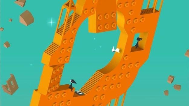 《纪念碑谷》游戏截图