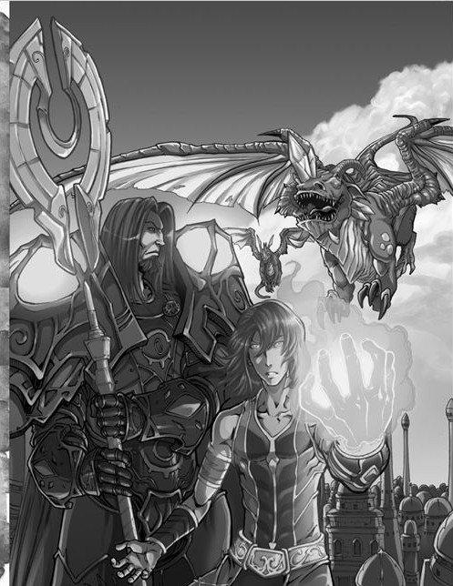两本新魔兽世界系列漫画前瞻6月1日发售