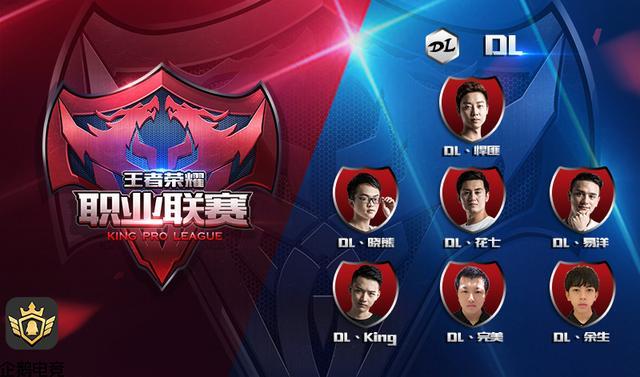 《王者荣耀》DL俱乐部战队专访 是王牌更是赢