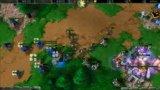 WCG魔兽争霸3项目:Zhouxixi vs th000