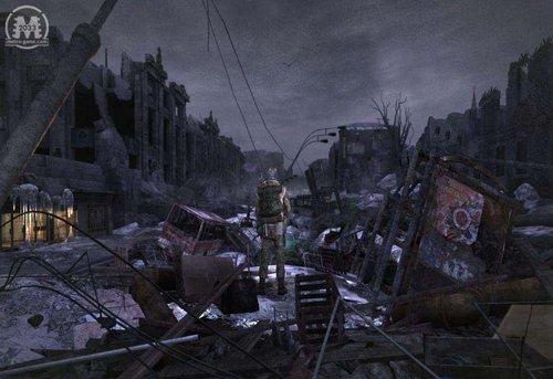 在游戏中感受世界末日之殇