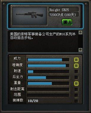 Knight SR25评测