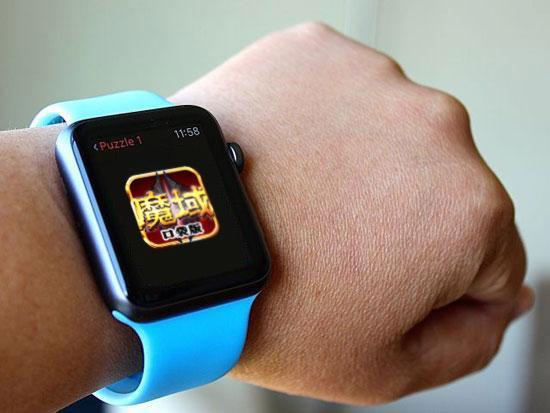 手表也能虐BOSS 《魔域口袋版》或推Watch版