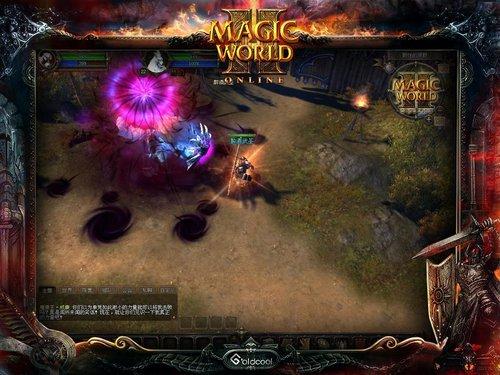 竞技类MMORPG 《魔界2》引入DOTA系统