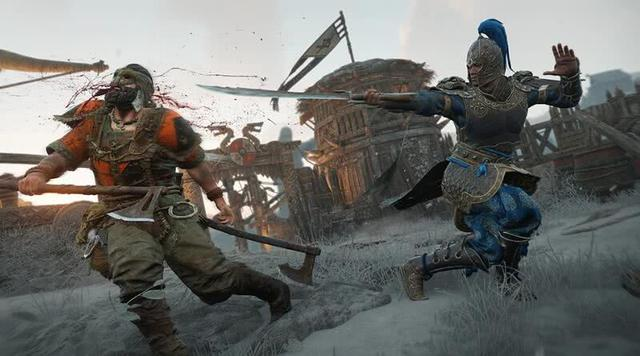 "E3 2018:《荣耀战魂》公布""行军战火"" 关羽携中国武林四英雄参战"