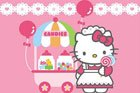 �ٷ�����Ÿ��ʾHello Kitty����è�����Ǹ�СŮ��