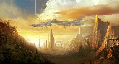 星空传奇推真实场景 向经典游戏致敬
