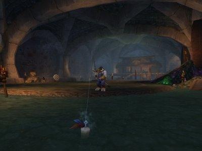 巫妖王之怒钓鱼日常任务图文攻略