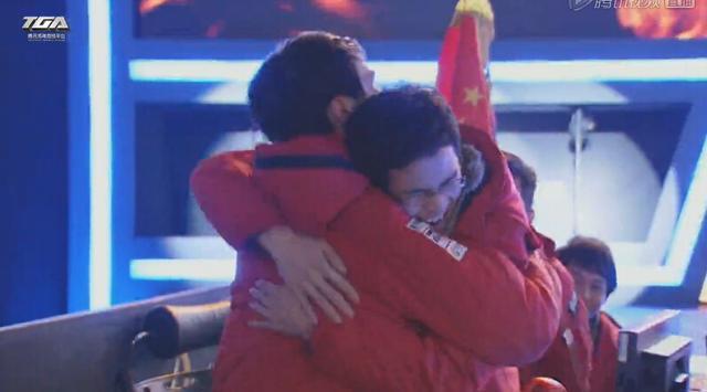 DNF F1天王赛中国队包揽个人团体冠军