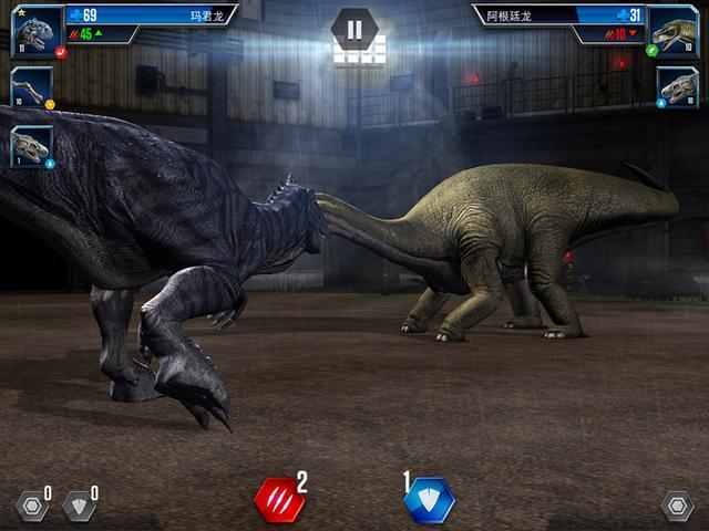 繁衍进化恐龙!《侏罗纪世界:游戏》再获推荐