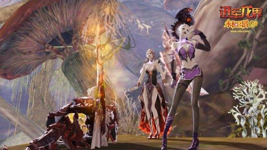 时尚达人的《永恒之塔》百变时装秀