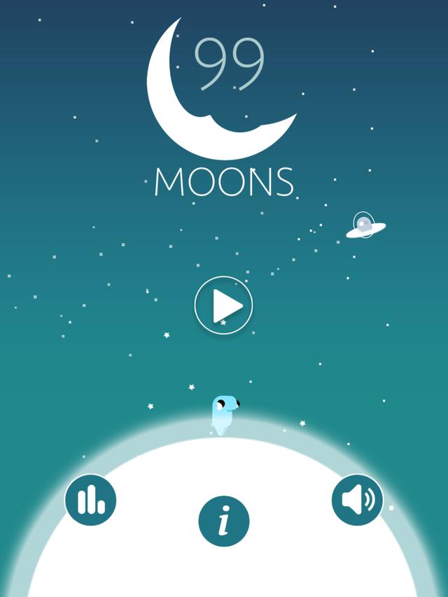 《99个月亮》评测:几乎不可能正常通关