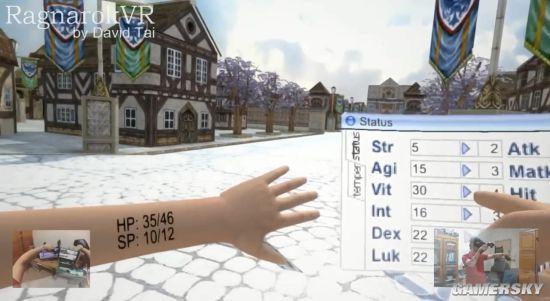 国人研发《仙境传说》VR版 第一人称走入RO世界