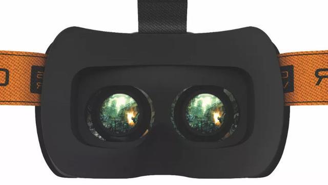 雷蛇发布新VR头显HDK2 售价400美元
