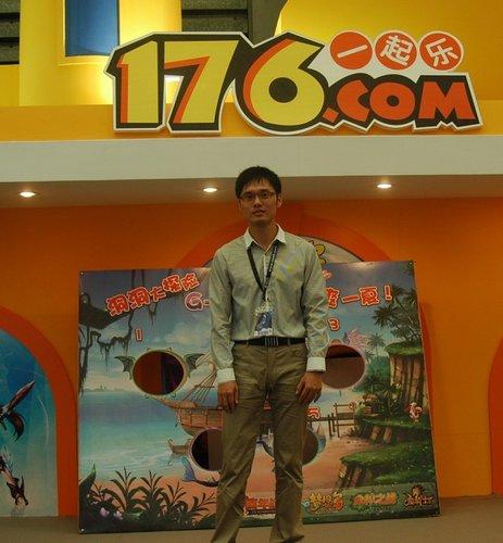 新加坡分公司总裁 Kenny Chen