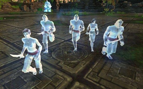 魔兽5.4玩家装等统计 496-522之间的人数最多