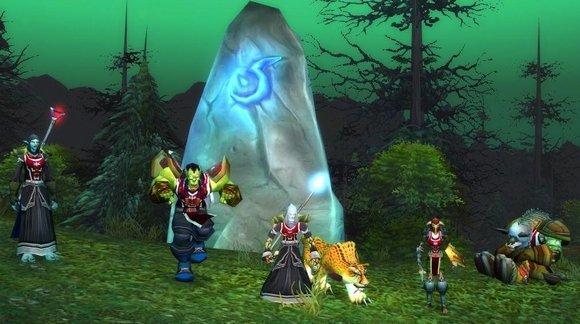 《魔兽世界》6.0全新组队查找器工具功能强大