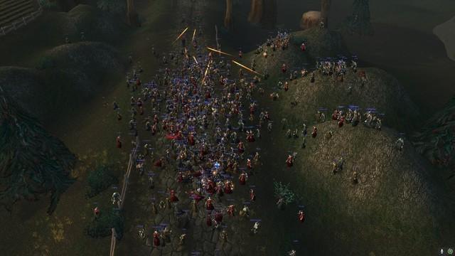 魔兽N服二测:反响热烈 超过8000名玩家同时在线