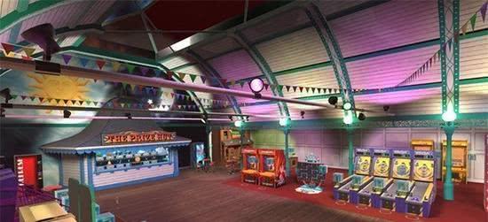 童年回忆杀 《老码头街机厅》登陆PSVR平台