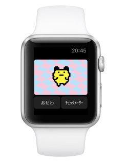 苹果手表能养宠物?