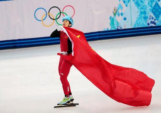 冬奥会中国首枚奖牌获得者自曝爱游戏 LOL黄金段